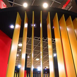 Stand Delgrosso alla fiera Automechanika 2014 di Francoforte